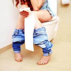 【女性100人に聞いた】うんこ拭いたとき、手にうんこがつくことある?